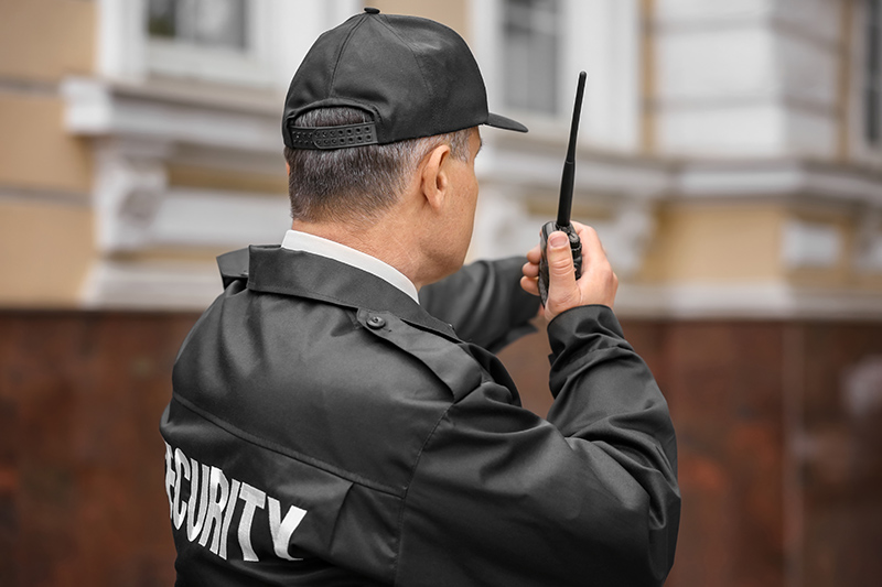 How To Be A Security Guard Uk in Richmond Greater London