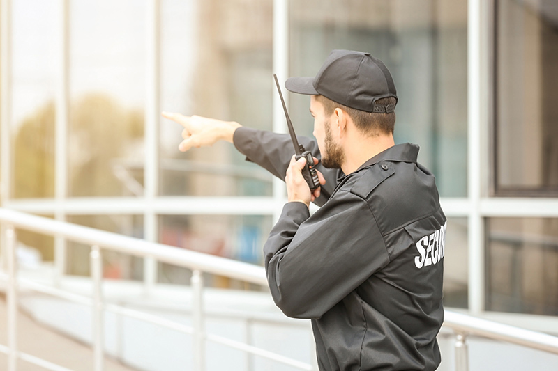 Security Guard Hiring in Richmond Greater London